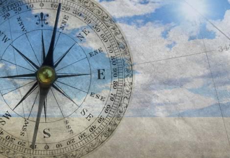 Illustration für das große Fragehoroskop, ein Angebot aus meiner Welt der Astrologie.