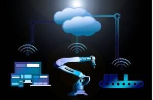 Internet der Dinge und digitale Welt von morgen