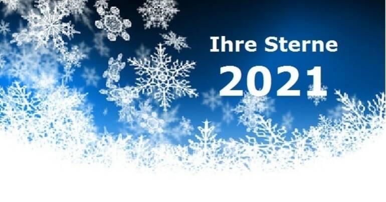 Jahreshoroskop 2021 Fische