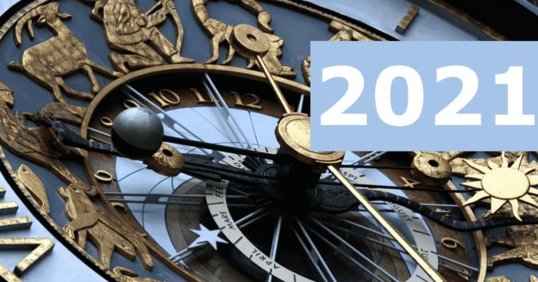 Das astrologische neue Jahr 2021